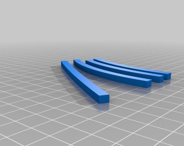 迷你三叶草盆栽 3D模型  图6