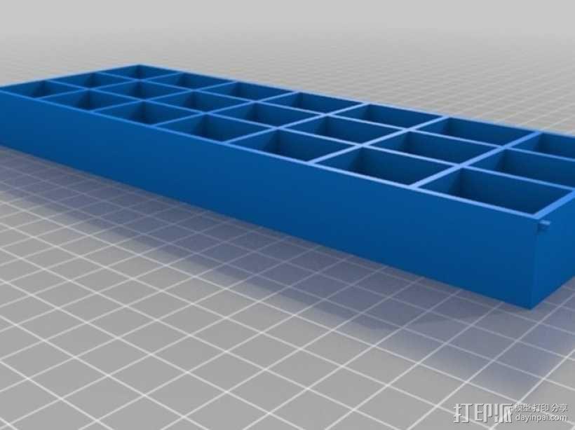 定制化药盒 3D模型  图4