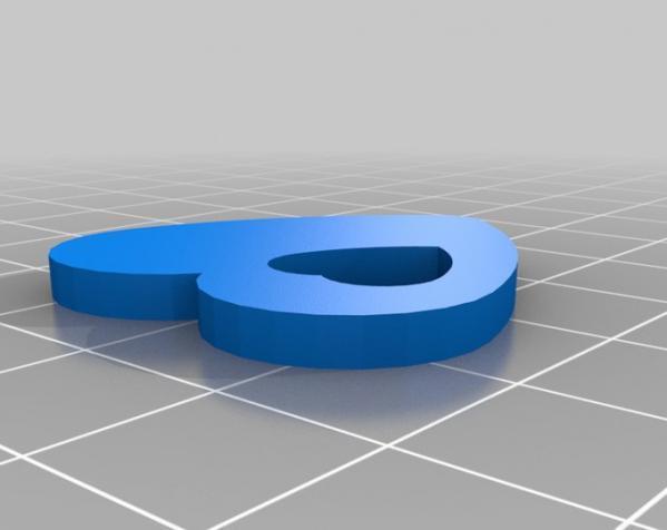 迷你化妆品架 3D模型  图5
