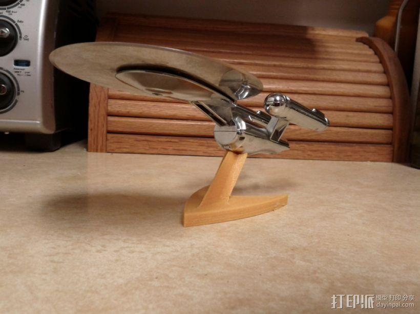 披萨刀底座 3D模型  图4
