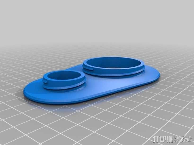 造型各异夹袋器 3D模型  图8
