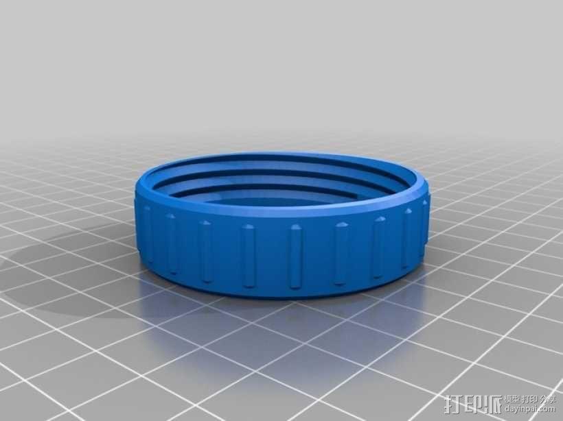 造型各异夹袋器 3D模型  图11