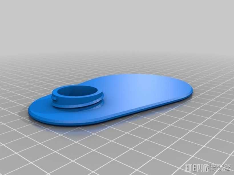 造型各异夹袋器 3D模型  图10