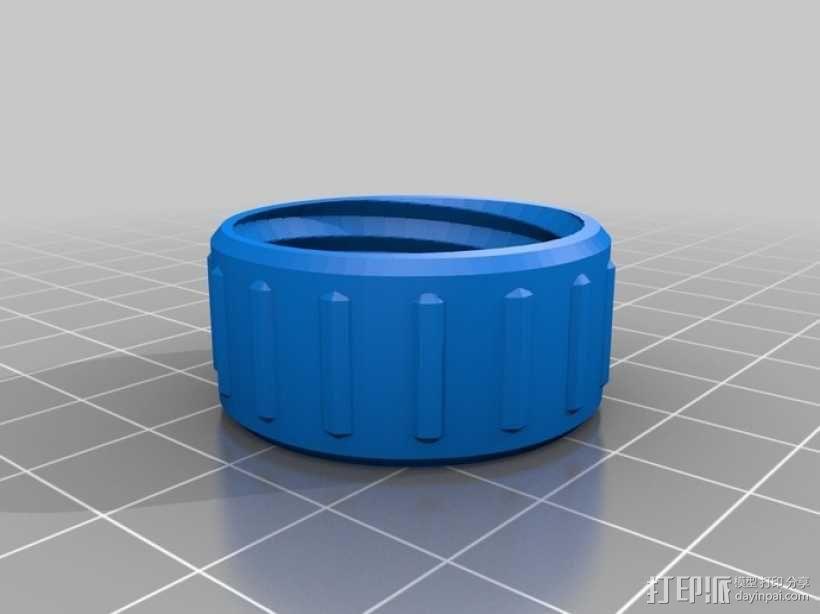 造型各异夹袋器 3D模型  图13