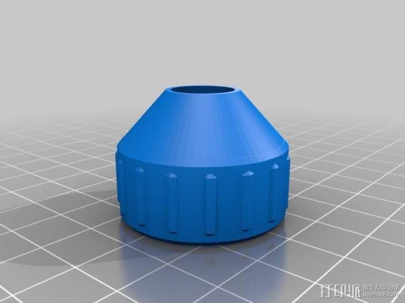 造型各异夹袋器 3D模型  图14