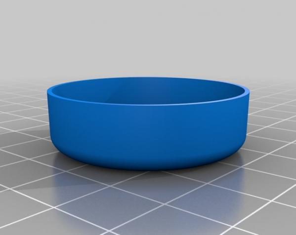 定制化圆形托盘 3D模型  图5