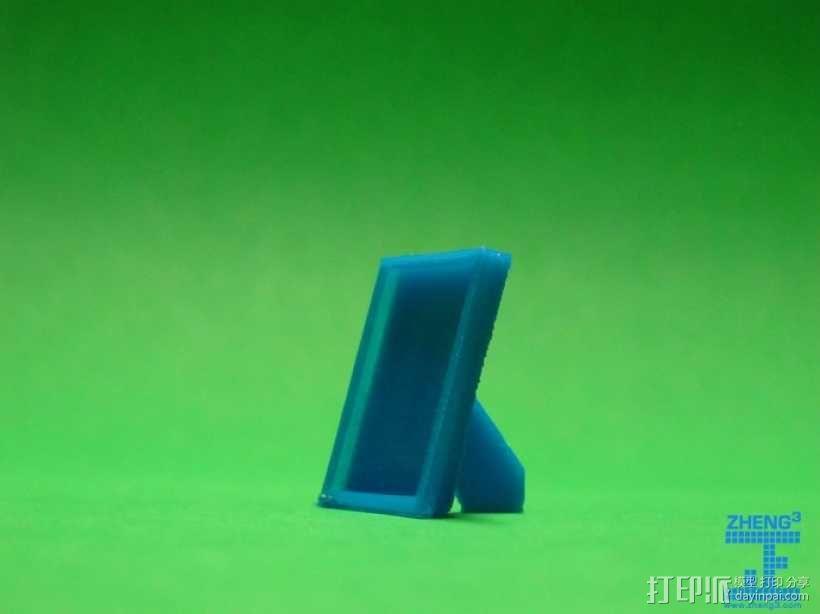 简易方形相框 3D模型  图2