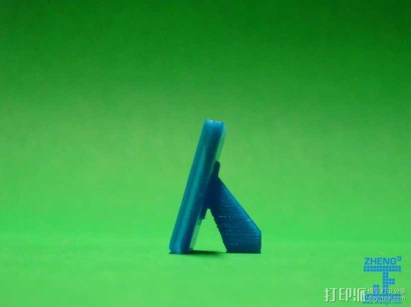 简易方形相框 3D模型  图3