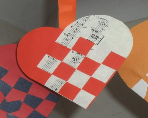 圣诞节心形装饰品 3D模型  图2