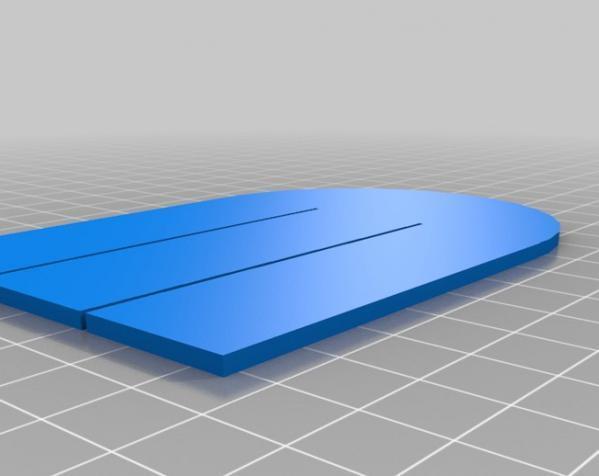 圣诞节心形装饰品 3D模型  图3