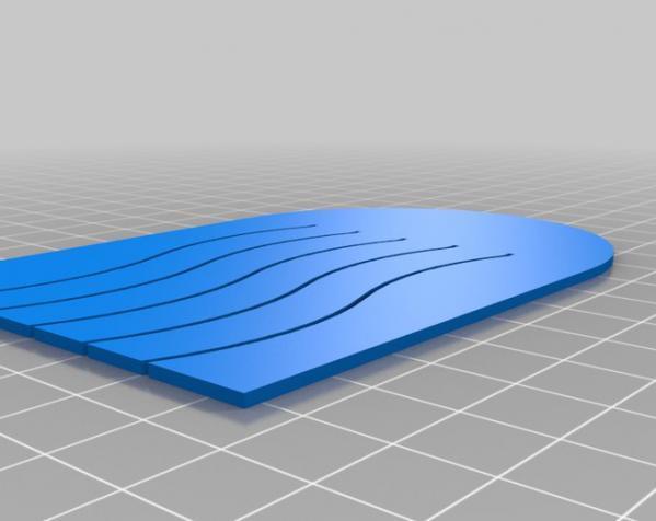 圣诞节心形装饰品 3D模型  图6