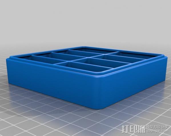迷你抽屉盒 3D模型  图8