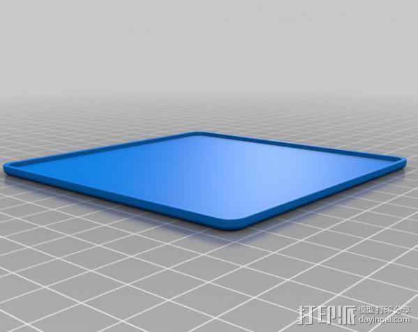 迷你抽屉盒 3D模型  图11