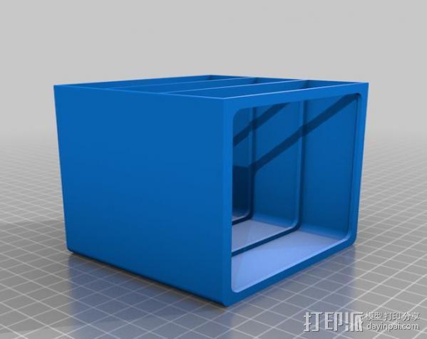 迷你抽屉盒 3D模型  图12