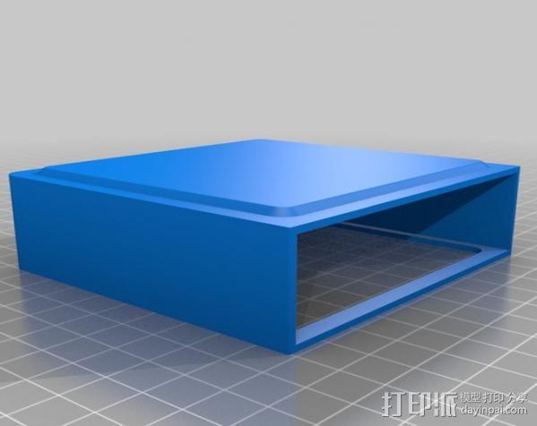 迷你抽屉盒 3D模型  图13