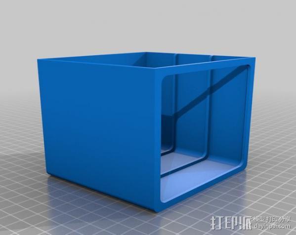 迷你抽屉盒 3D模型  图15