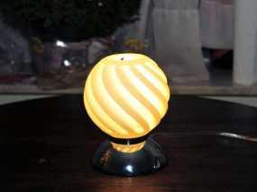迷你圆形灯罩 3D模型