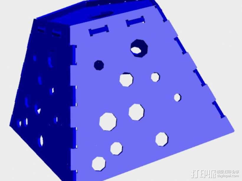 参数化灯罩 3D模型  图3