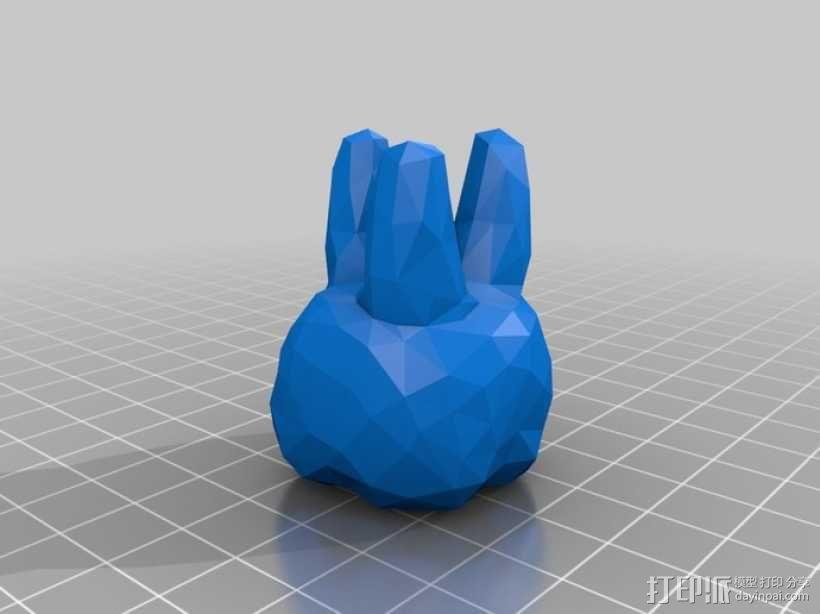 迷你智齿 3D模型  图3