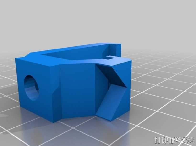 壁挂式养殖管道 3D模型  图4