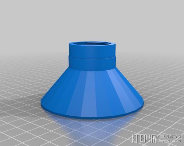 迷你漏斗 3D模型  图1