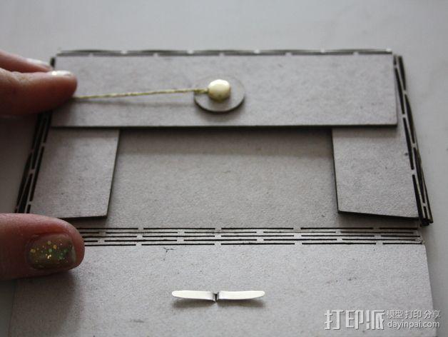 个性化信封 3D模型  图5
