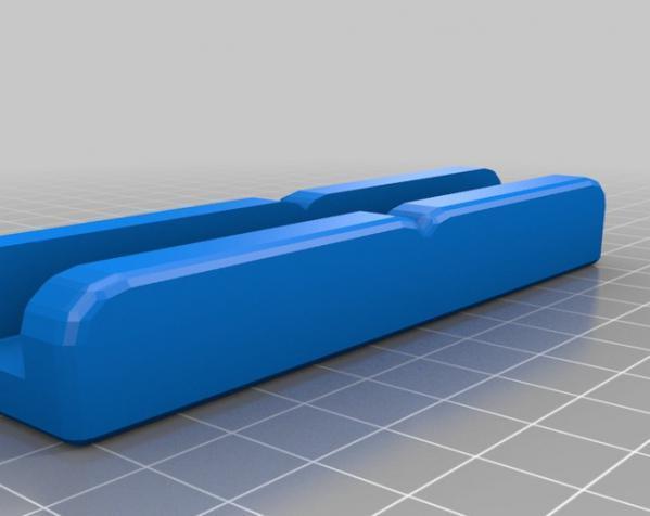 浴室门夹 3D模型  图4