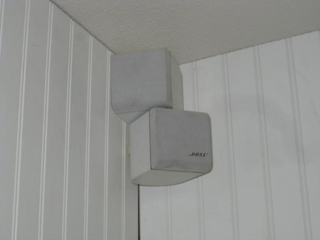 壁挂式扬声器 3D模型  图4