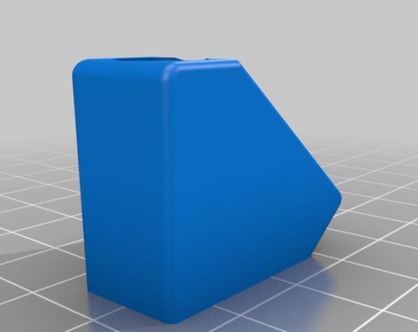 可调整显示器架 3D模型  图8