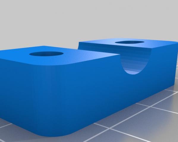 可调整显示器架 3D模型  图7