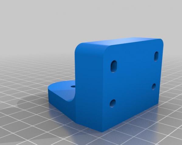可调整显示器架 3D模型  图11