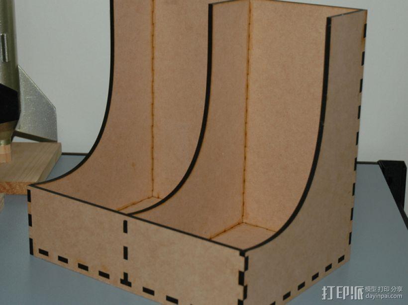 杂志盒 3D模型  图2