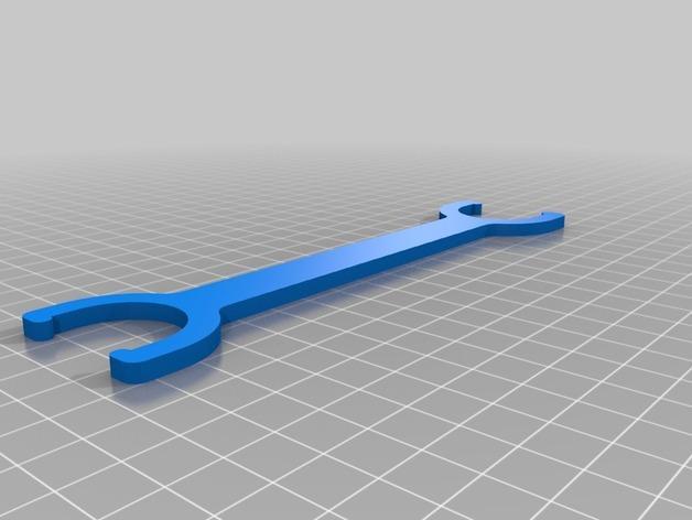 苏打水瓶架 3D模型  图2