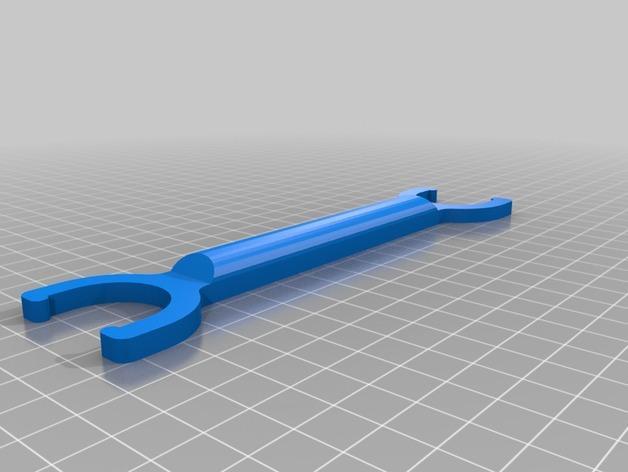 苏打水瓶架 3D模型  图4