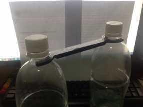 苏打水瓶架 3D模型