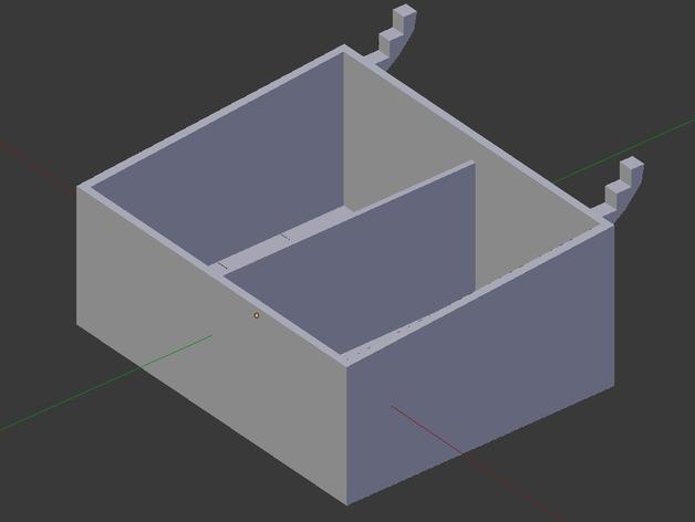 迷你钉板盒 3D模型  图8
