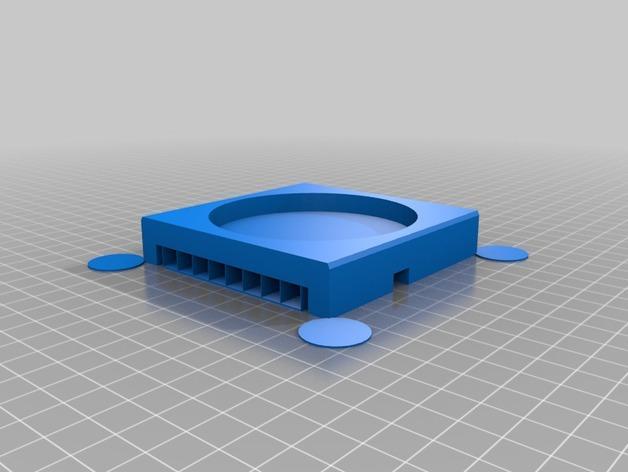 迷你烛台 3D模型  图2