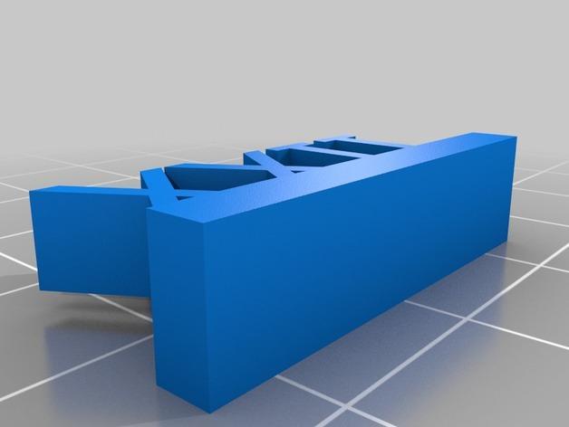 XXII装饰品 3D模型  图2