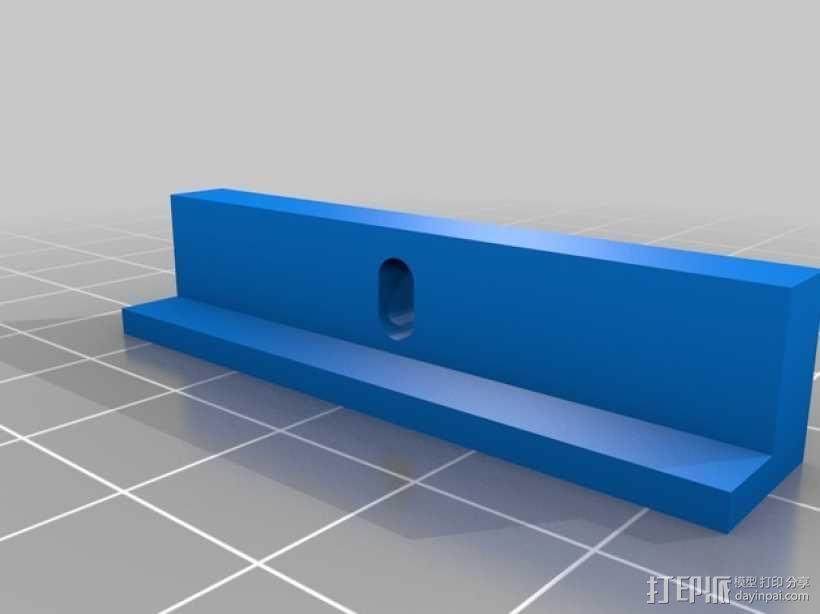 名片分发盒 3D模型  图3