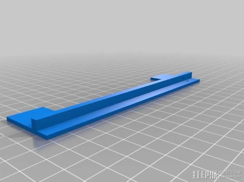 名片分发盒 3D模型  图6