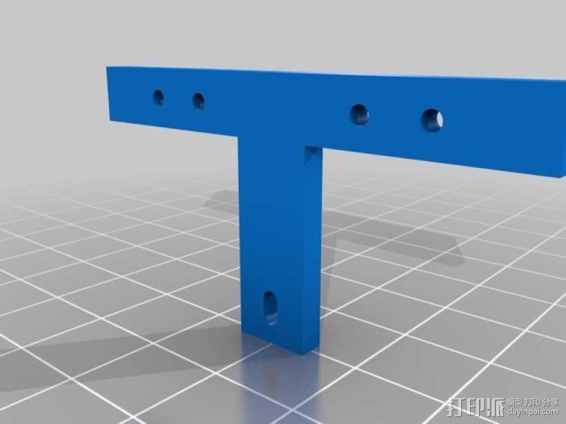 名片分发盒 3D模型  图7
