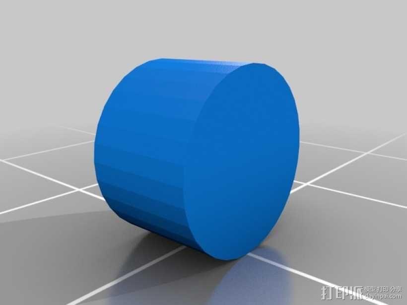名片分发盒 3D模型  图8