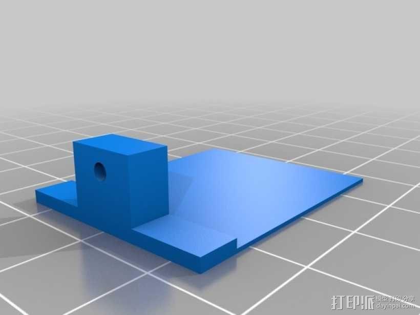 名片分发盒 3D模型  图10