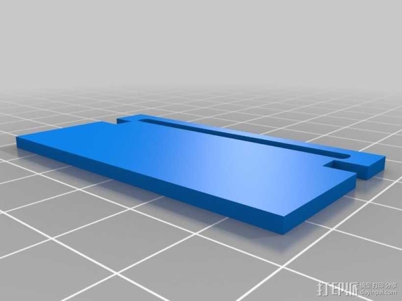名片分发盒 3D模型  图14