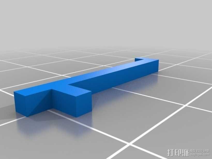 名片分发盒 3D模型  图13