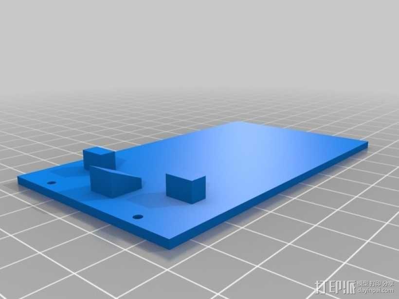 名片分发盒 3D模型  图16