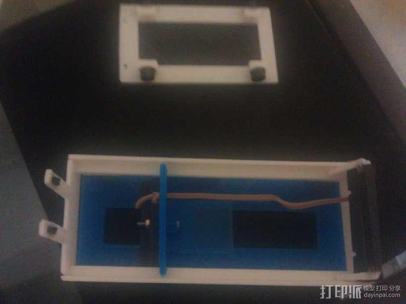 名片分发盒 3D模型  图21