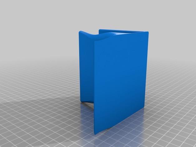 笔记本电脑站架 3D模型  图2