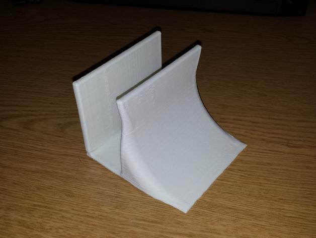 笔记本电脑站架 3D模型  图3