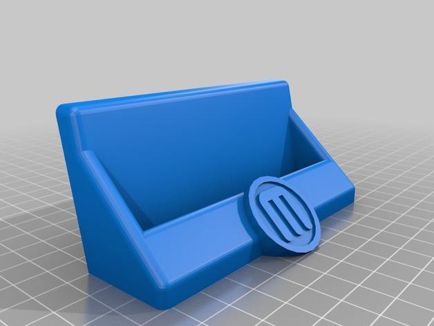 Jotun名片夹 3D模型  图3